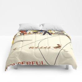 Vintage poster - Copenhagen Comforters