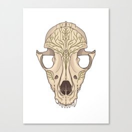 Mythal's Guardian Canvas Print