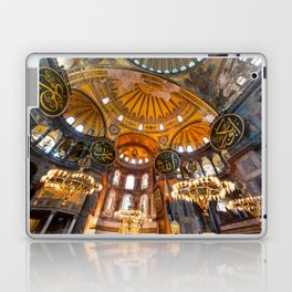 Beautiful Hagia Sophia Laptop & iPad Skin