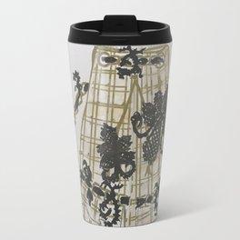 PAINTED TWEED BACKPACK Travel Mug