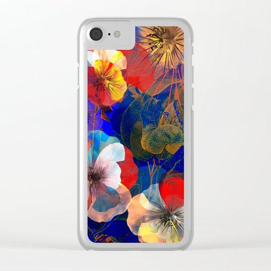 Flower carpet(54). Clear iPhone Case