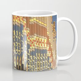 Colourful Music Coffee Mug