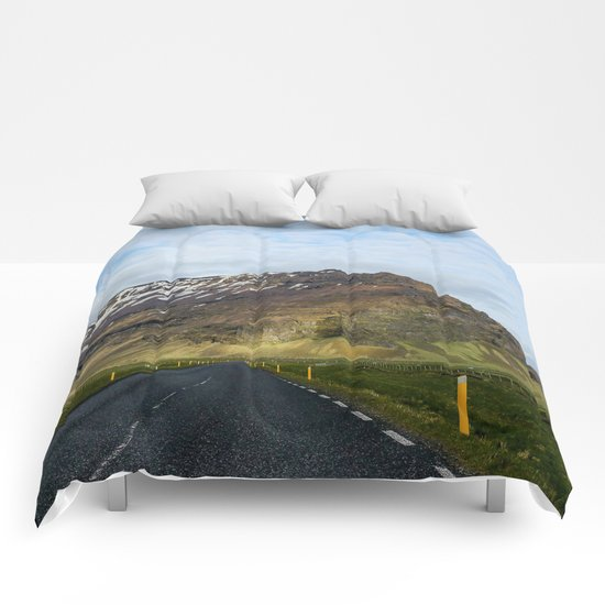 Mountain Road Comforters
