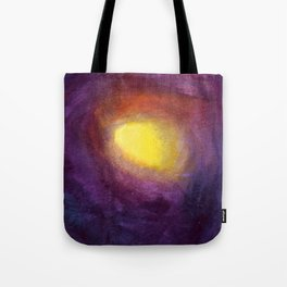 Purple Night Tote Bag