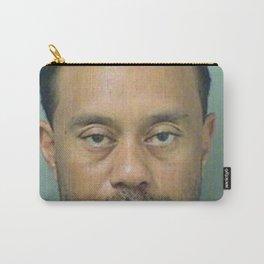 Tiger Mug Shot Carry-All Pouch