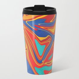 Childish Spiral Travel Mug