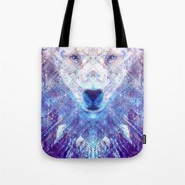 Ursa Major The Star Bear Tote Bag