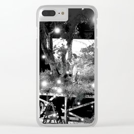 lucyernagas Clear iPhone Case
