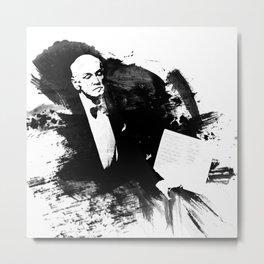 Sviatoslav Richter Metal Print