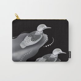 Black River Ducks Carry-All Pouch