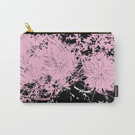 My Kin/pink pasque flower Carry-All Pouch