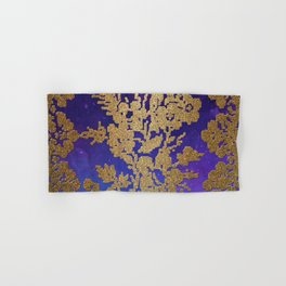 Golde Lace in the Night Sky Hand & Bath Towel