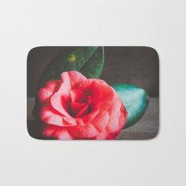 Moody Camellia Bath Mat