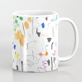 Markings Coffee Mug