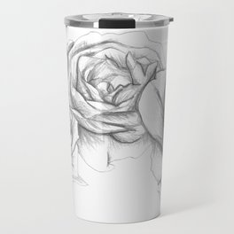 Roses, Bel Air Travel Mug