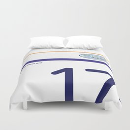 SRC Preparations 935 No.174 Carter Duvet Cover