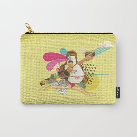 UNTITLED #1 Carry-All Pouch