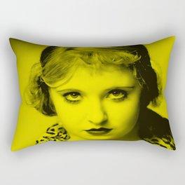 Bette Davis - Celebrity Rectangular Pillow