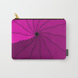 All of the Purple Carry-All Pouch