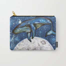 The Whale's Dream Carry-All Pouch