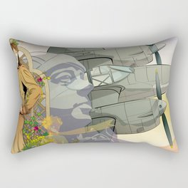 St Exupéry Rectangular Pillow