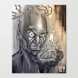 Antagonism Canvas Print
