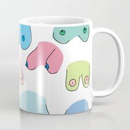 Boobies Coffee Mug