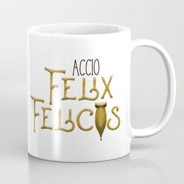 Accio Felix Felicis Coffee Mug
