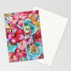Hawaiian Bouquet Stationery Cards