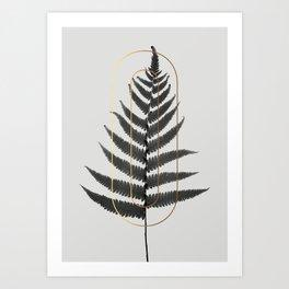 ABC Plants – O Art Print