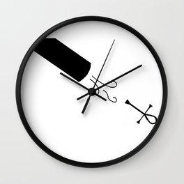Savages Wall Clock