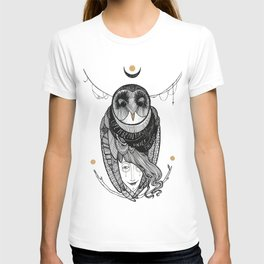 bird women T-shirt