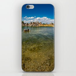 Mono_Lake California - 4 iPhone Skin