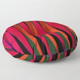 the shuffle Floor Pillow