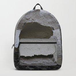 plaster cracks Backpack