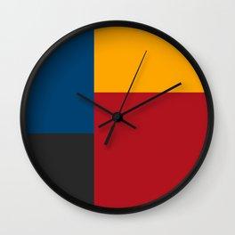 Mid Century Modern Vintage 18 Wall Clock