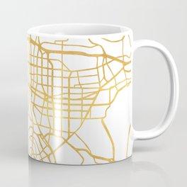 TAIPEI TAIWAN CITY STREET MAP ART Coffee Mug