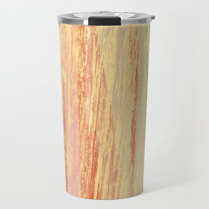 cascada de colores Travel Mug