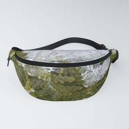 Ice covered Tree Branch Fanny Pack