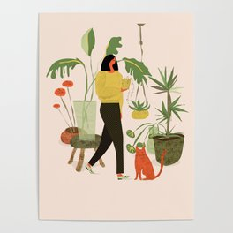 Migrating a Plant Poster