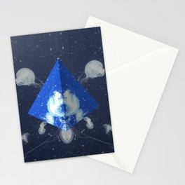 Jelly Triangle Stationery Cards