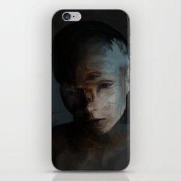 November Space. iPhone Skin