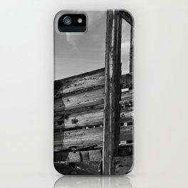 Sun Decayed Corral iPhone Case