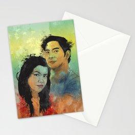 Gidget and Nino Stationery Cards