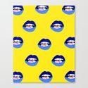Blue Lips by kendradandy