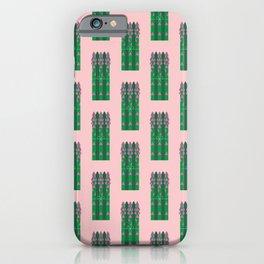 Vegetable: Asparagus iPhone Case