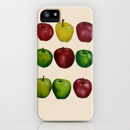 APPLEDORES iPhone Case