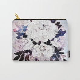 flowers in the stars Carry-All Pouch