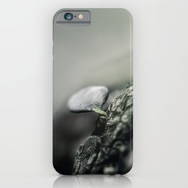 Don't look at the leaf iPhone Case