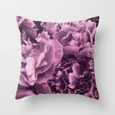 Packed Throw Pillow